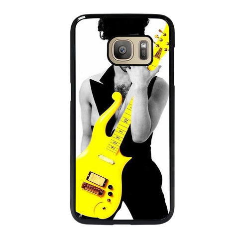 PRINCE ROCK YELLOW Samsung Galaxy S7 Case