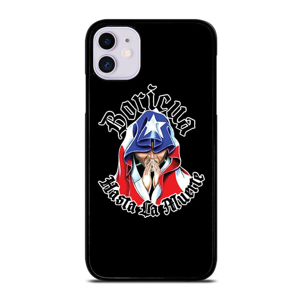 PUERTO RICO FLAG BORICUA iPhone 11 Case