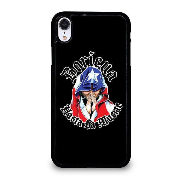 PUERTO RICO FLAG BORICUA iPhone XR Case