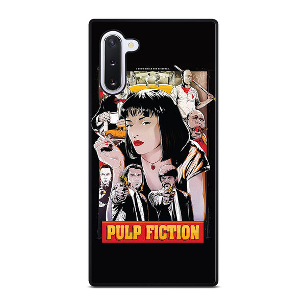 PULP FICTION POSTER Samsung Galaxy Note 10 Case