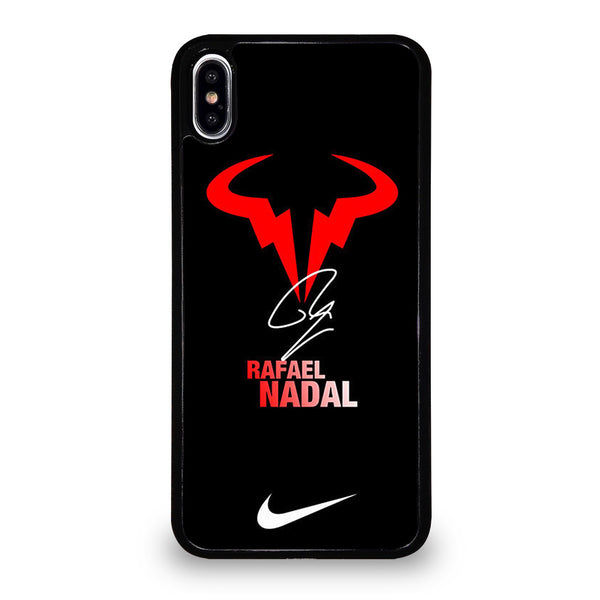 RAFAEL NADAL TENNIS iPhone XS Max Case