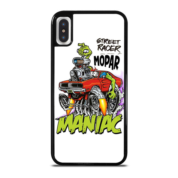 RAT FINK MOPAR MANIAC iPhone X / XS Case