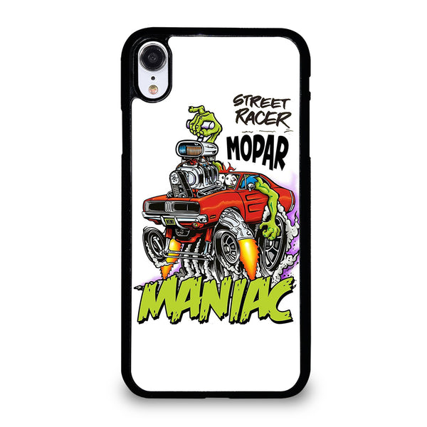 RAT FINK MOPAR MANIAC iPhone XR Case