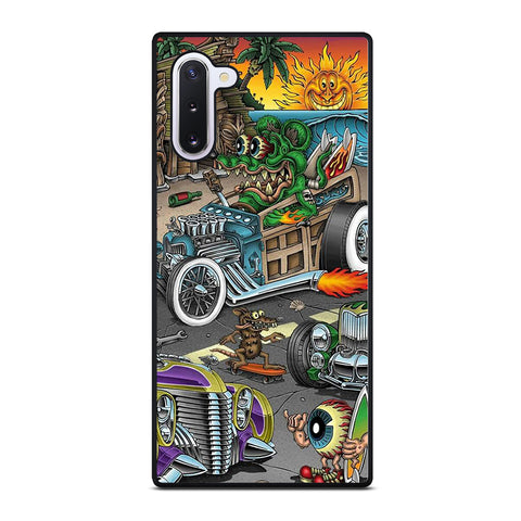 RAT FINK SPEEDLESS #2 Samsung Galaxy Note 10 Case
