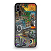 RAT FINK SPEEDLESS #2 iPhone XS Max Case