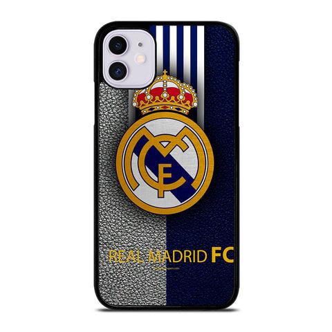 REAL MADRID FC iPhone 11 Case