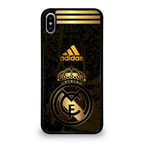 REAL MADRID GOLD 3 iPhone XS Max Case