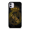 REAL MADRID GOLD iPhone 11 Case