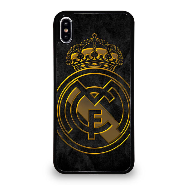REAL MADRID GOLD iPhone XS Max Case