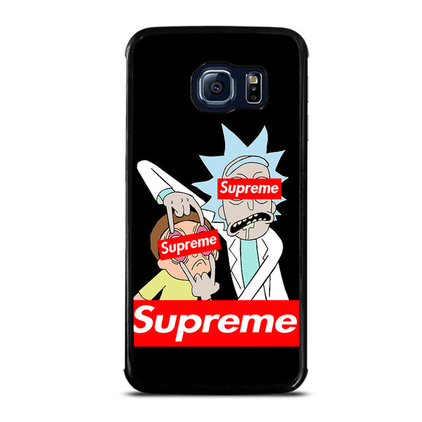 RICK AND MORTY 1 Samsung Galaxy S6 Edge Case