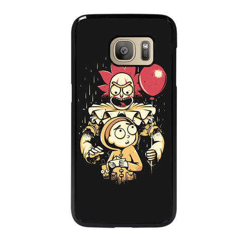 RICK AND MORTY IT 1 Samsung Galaxy S7 Case