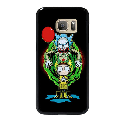 RICK AND MORTY IT 2 Samsung Galaxy S7 Case