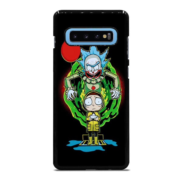 RICK AND MORTY IT 2 Samsung Galaxy S10 Plus Case
