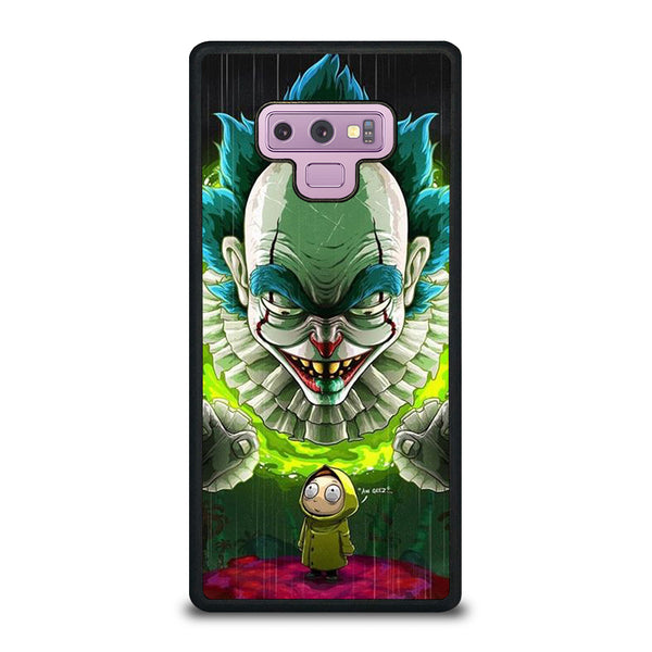 RICK AND MORTY IT Samsung Galaxy Note 9 Case