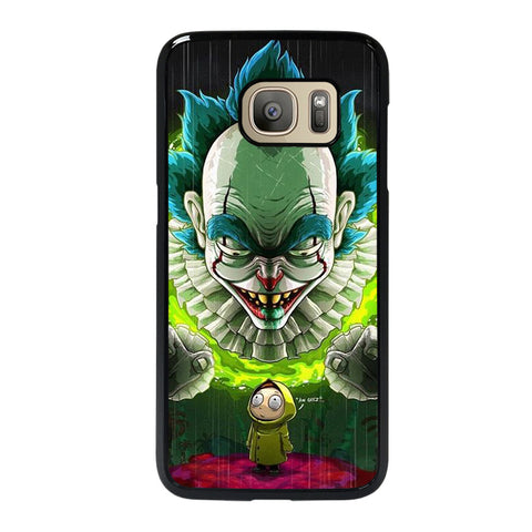 RICK AND MORTY IT Samsung Galaxy S7 Case