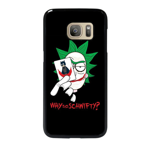 RICK AND MORTY JOKER Samsung Galaxy S7 Case