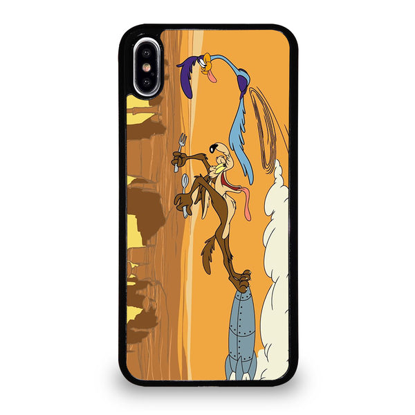 ROAD RUNNER HEAD Looney Tunes 2 iPhone XS Max Case