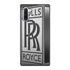 ROLLS ROYCE LOGO 3D Samsung Galaxy Note 10 Case
