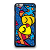ROMERO BRITTO FISH LOVE 1 iPhone 6 / 6S Plus Case