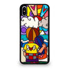 ROMERO BRITTO LOVE #3 iPhone XS Max Case