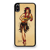 SAILOR JERRY TATTOO #5 iPhone XS Max Case
