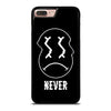 SAM COLBY BROCK NEVER LOGO iPhone 7 / 8 Plus Case