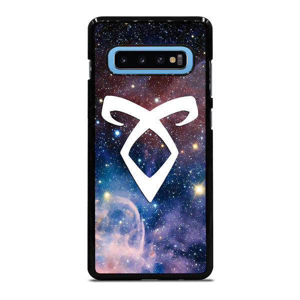 SHADOWHUNTERS ANGELIC RUNE NEBULA Samsung Galaxy S10 Plus Case