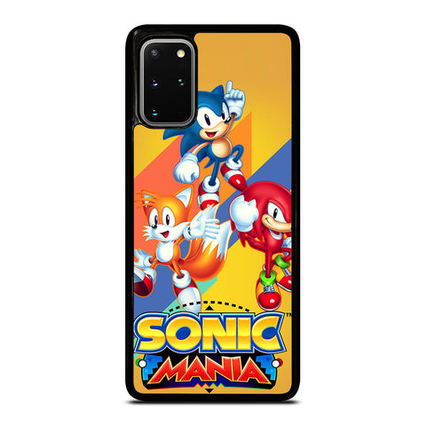 SONIC MANIA Samsung Galaxy S20 Plus Case