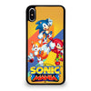 SONIC MANIA iPhone XS Max Case