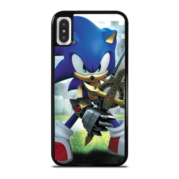 SONIC THE HEDGEHOG #5 iPhone X / XS Case