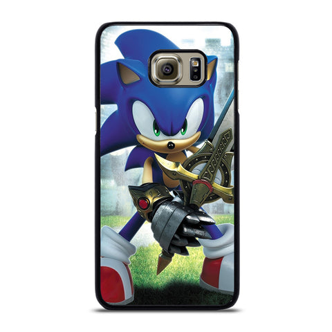SONIC THE HEDGEHOG #5 Samsung Galaxy S6 Edge Plus Case