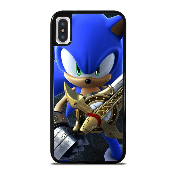 SONIC THE HEDGEHOG #6 iPhone X / XS Case