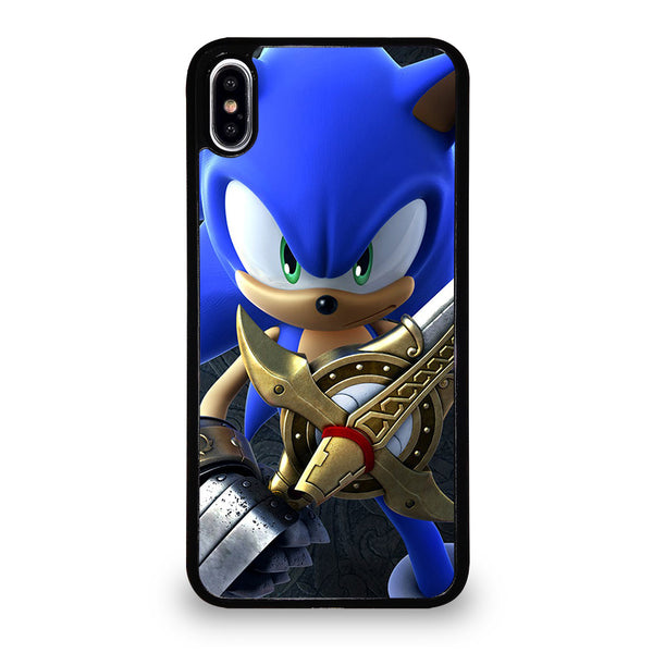 SONIC THE HEDGEHOG 6 iPhone XS Max Case