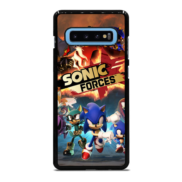 SONIC THE HEDGEHOG TAILS 3 Samsung Galaxy S10 Plus Case