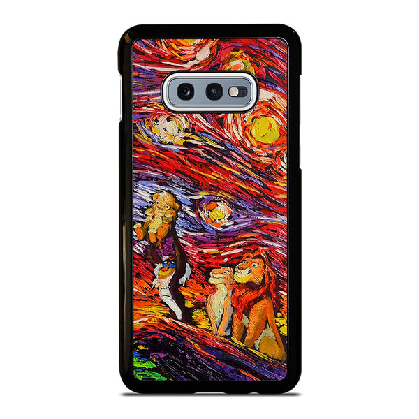 STARRY NIGHT HAKUNA MATATA LION KING 1 Samsung Galaxy S10 e Case