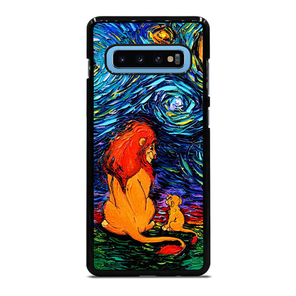 STARRY NIGHT HAKUNA MATATA LION KING 2 Samsung Galaxy S10 Plus Case