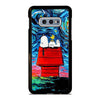 STARRY NIGHT SNOOPY PEANUTS Samsung Galaxy S10 e Case