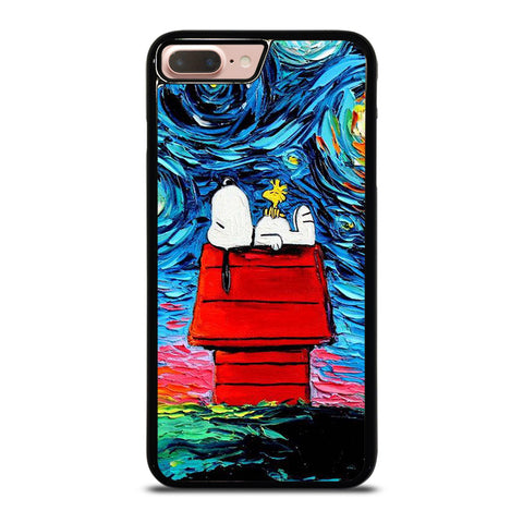 STARRY NIGHT SNOOPY PEANUTS iPhone 7 / 8 Plus Case