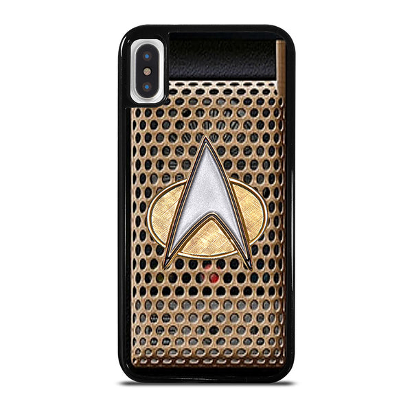 STAR TREK COMMUNICATOR iPhone X / XS Case