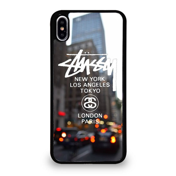 STUSSY COLLECTION 5 iPhone XS Max Case