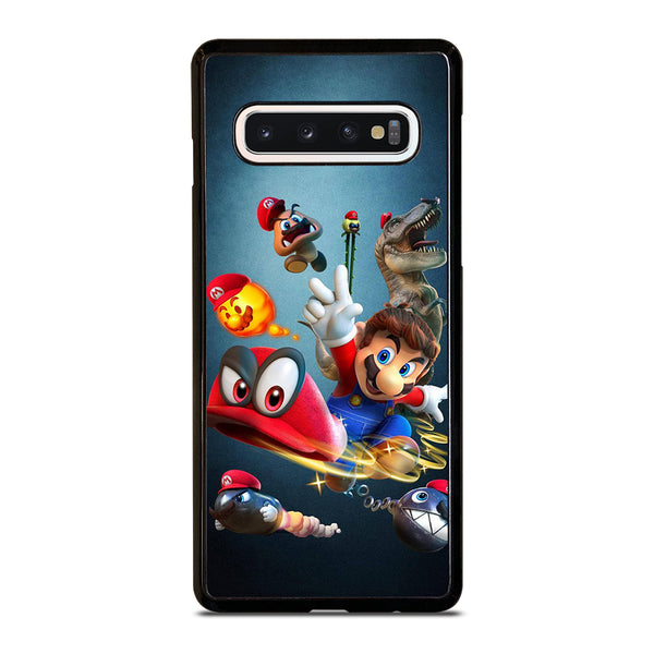 SUPER MARIO #1 Samsung Galaxy S10 Case