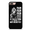SUPER SAIYAN VEGETA PAIN iPhone 7 / 8 Plus Case