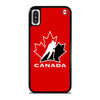 TEAM CANADA HOCKEY LOGO iPhone X / XS Case