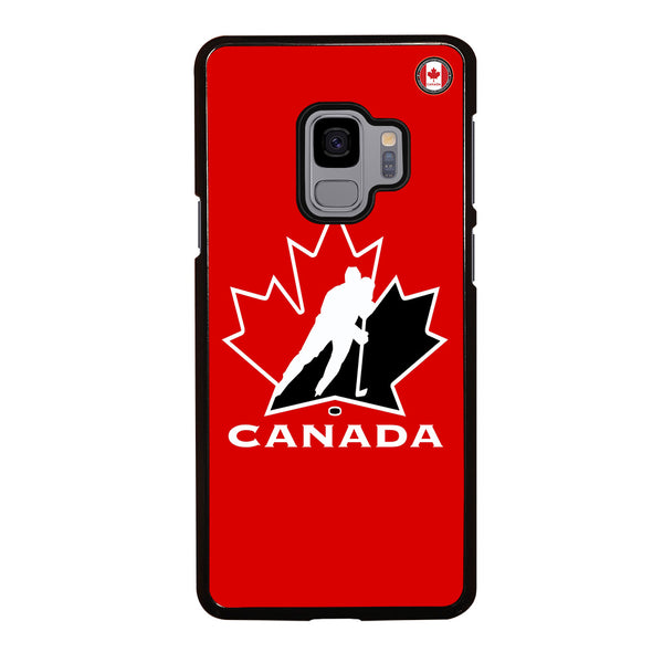 TEAM CANADA HOCKEY LOGO Samsung Galaxy S9 Case