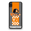 TENNESSEE VOLS VOLUNTEERS #4 iPhone XS Max Case