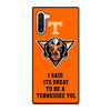 TENNESSEE VOLUNTEERS VOLS Samsung Galaxy Note 10 Case