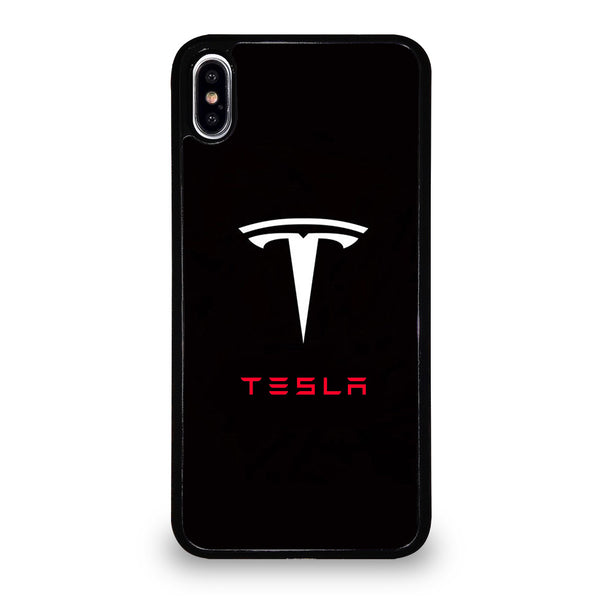 TESLA MOTOR LOGO #3 iPhone XS Max Case