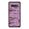 THANK U NEXT ARIANA GRANDE #1 Samsung Galaxy S10 Case