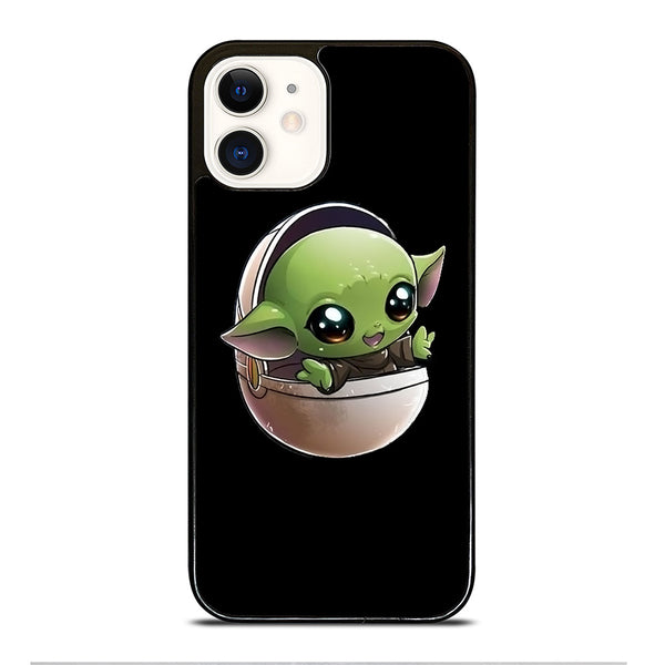 THE CHILD BABY YODA iPhone 12 Case