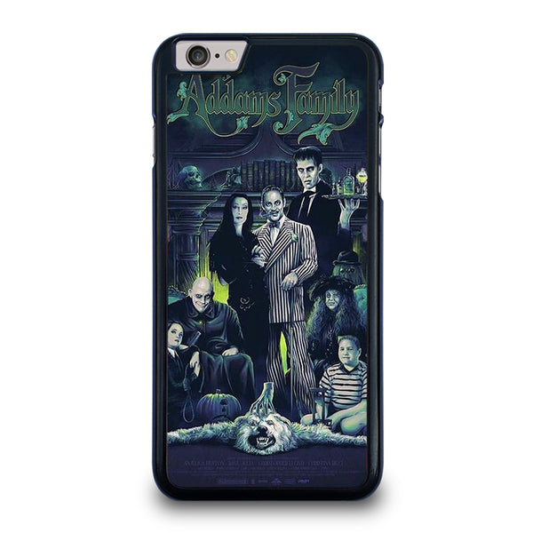 THE ADDAMS FAMILY POSTER 1 iPhone 6 / 6S Plus Case